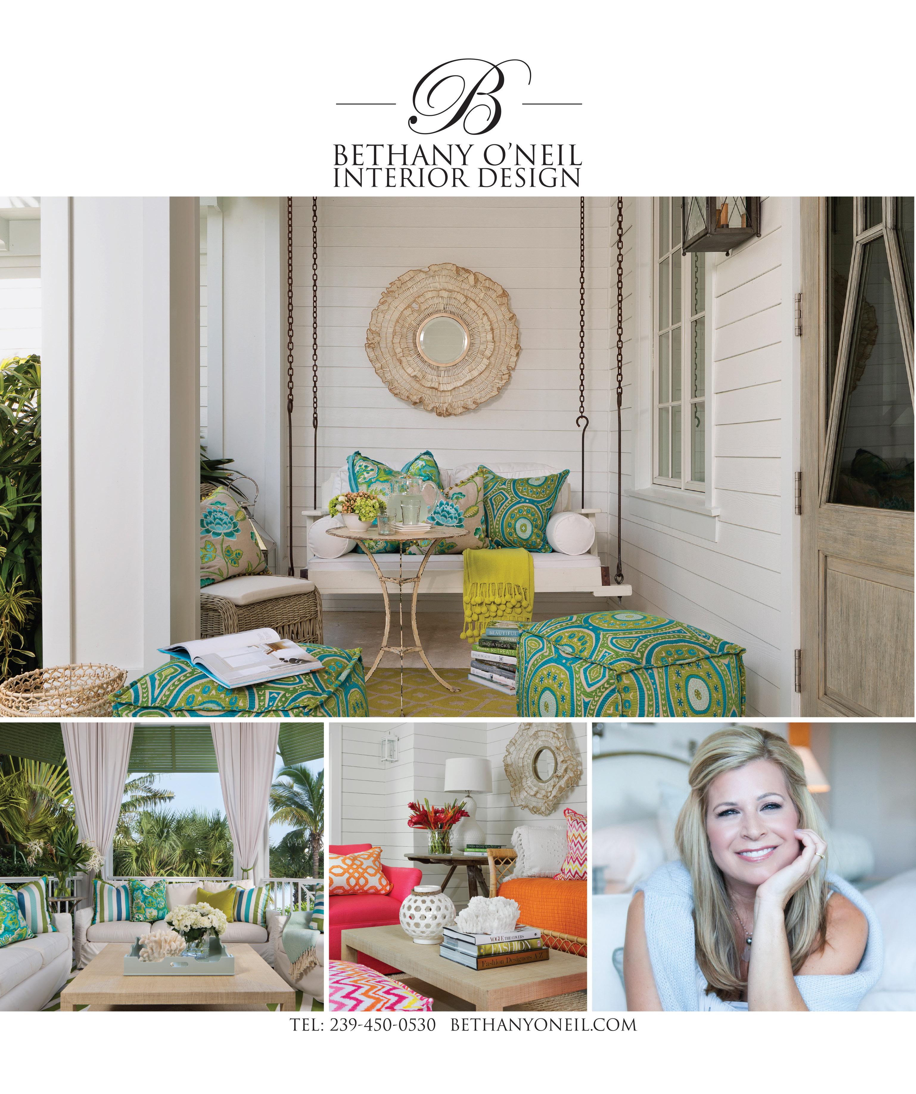 Bethany O Neil Florida Design Magazine